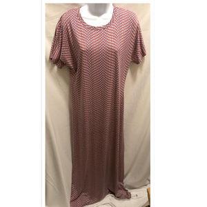 Size Medium LuLaRoe Maxi Dress Stars